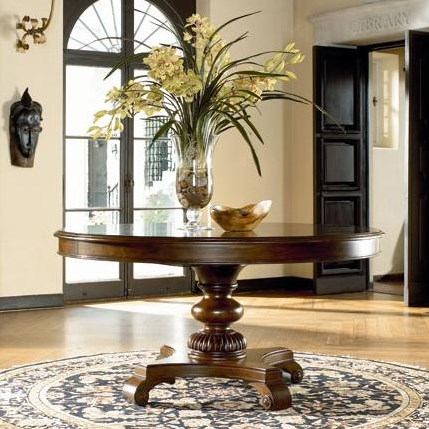 Rift Valley Dining Table Shown in Room Setting