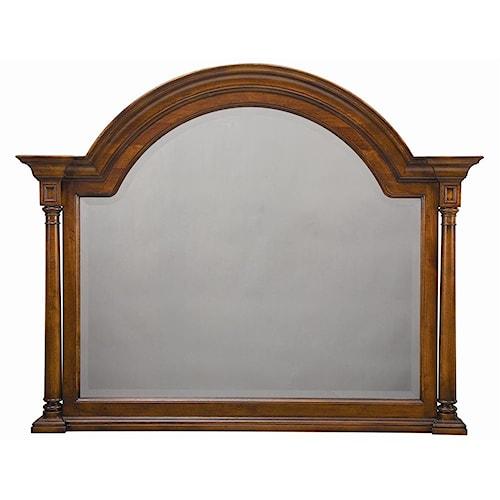 Thomasville® Fredericksburg Landscape Beveled Mirror