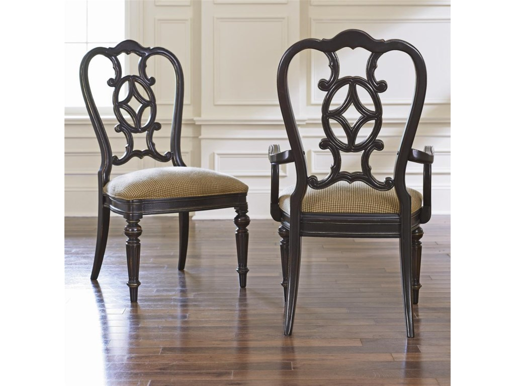Shown with Matching Arm Chair