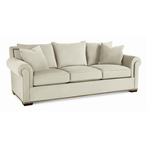 Thomasville® Fremont  3-Seat Stationary Sofa