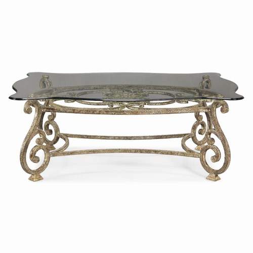 Thomasville® Grandview Rectangular Cocktail Table