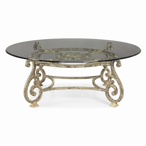Thomasville® Grandview Round Cocktail Table