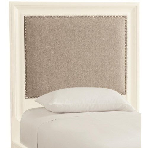 Thomasville® Manuscript Twin Upholstered Headboard