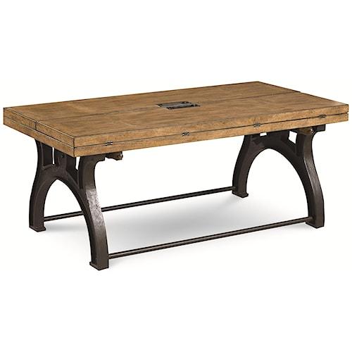 Thomasville® Reinventions Boulton and Watt Flip Top Coffee Table