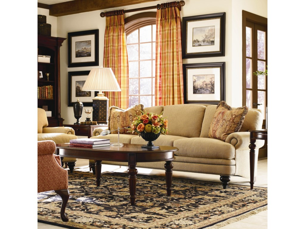 Shown in Room Setting with Westport Chair