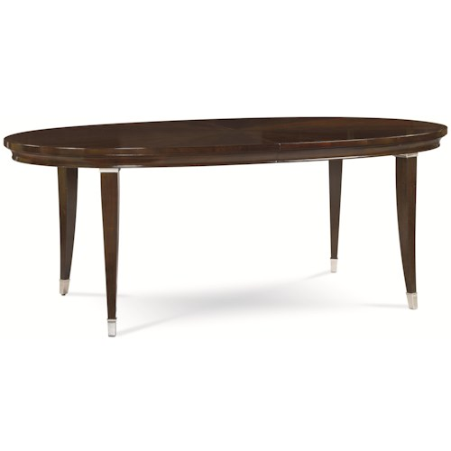 Thomasville® Spellbound Oval Dining Table w/ Leaf