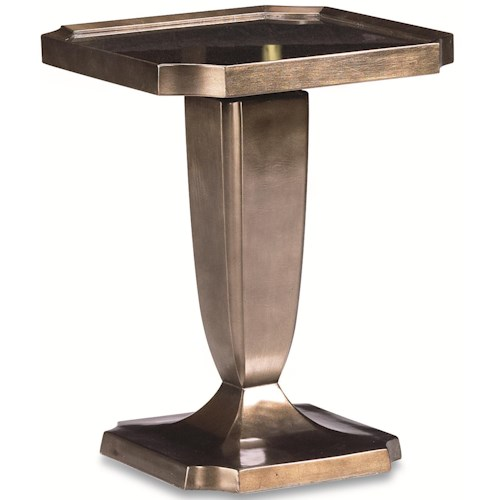 Thomasville® Spellbound Metal Lamp Table