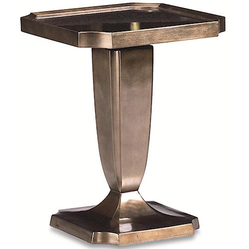 Thomasville® Spellbound Metal Lamp Table