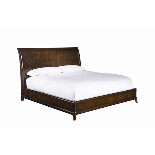 Thomasville® Studio 455 King Peninsula Platform Bed