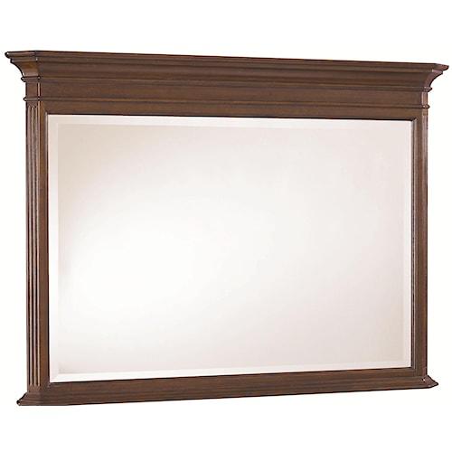 Thomasville® Tate Street Dresser Mirror w/ Fluted Columns
