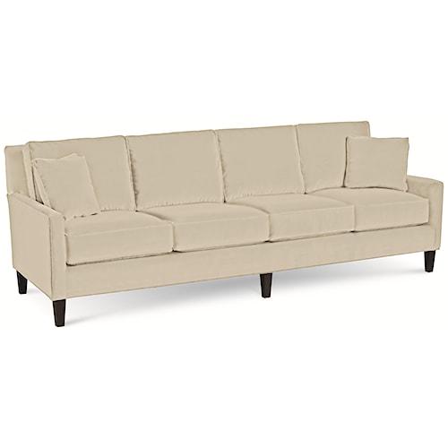 Thomasville® Upholstery Highlife 4 Seat Stationary Sofa