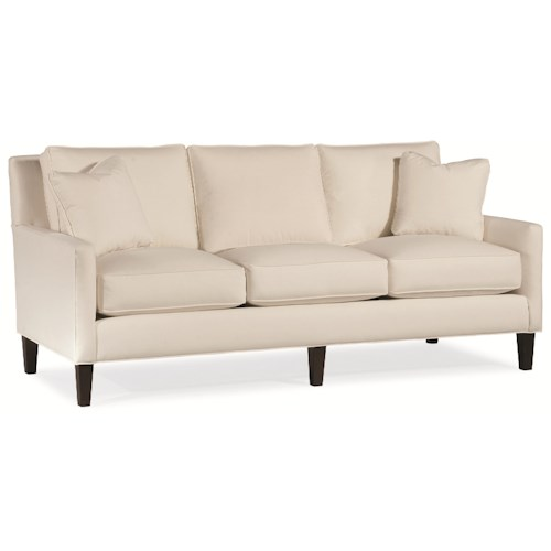 Thomasville® Upholstery Highlife 3 Seat Stationary Sofa
