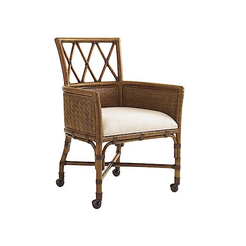 Tommy Bahama Home Bali Hai Customizable Tarpon Cove Game Chair