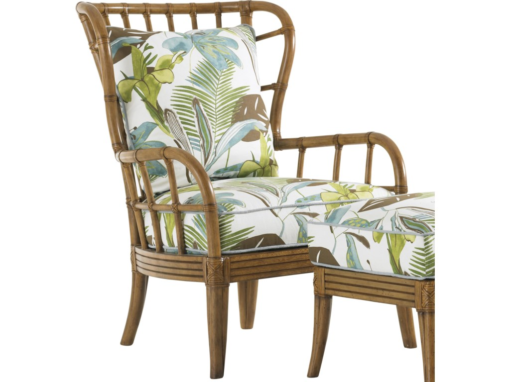 Choose From an Assortment of Fabrics to Custom Upholster this Piece In
