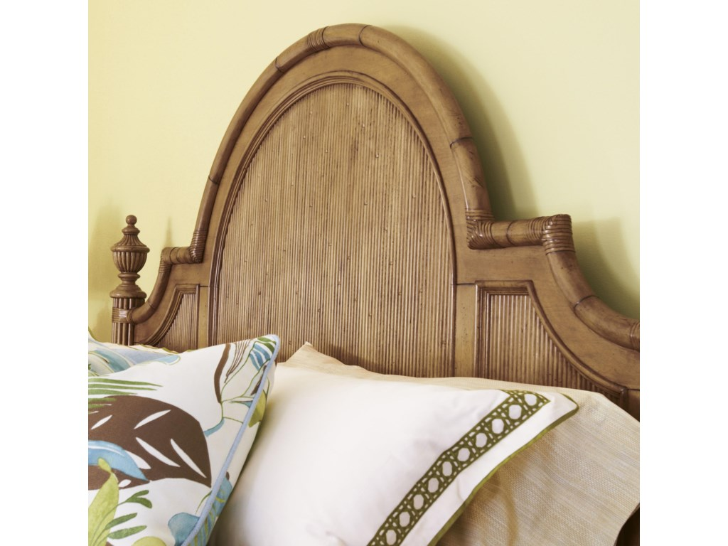 Graceful Shaping on the Headboard