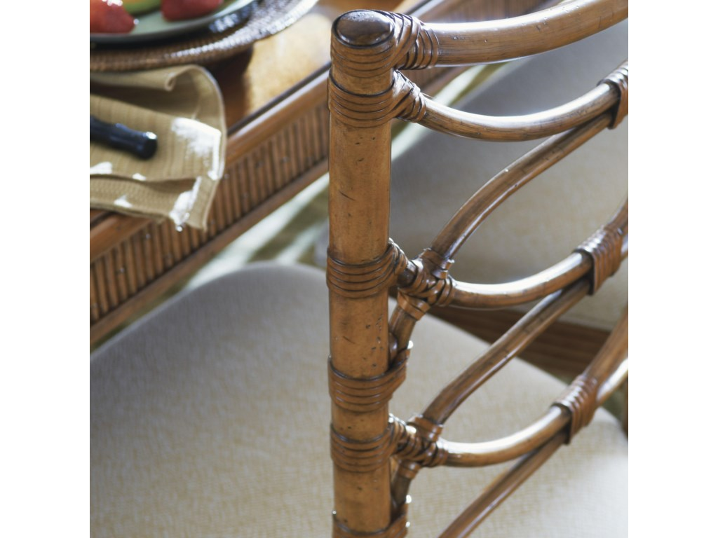 Bent Rattan Chair Backs