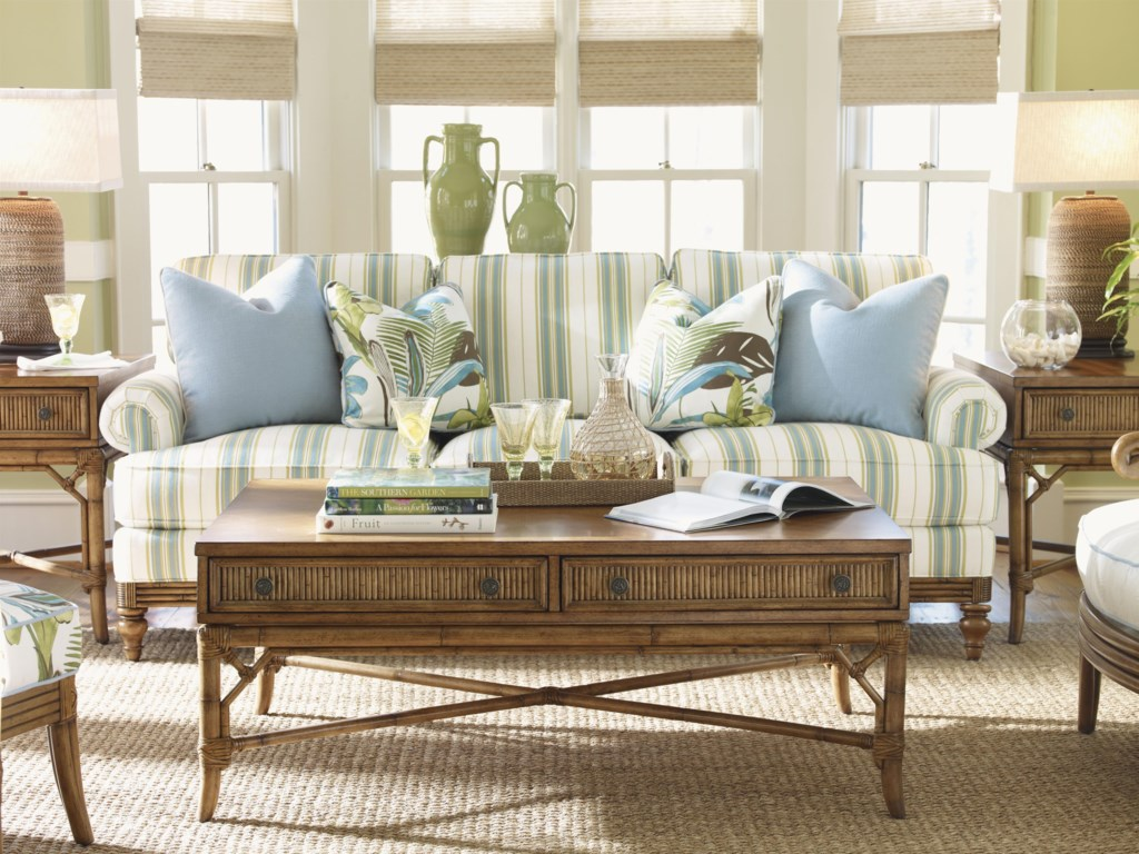 Shown with Golden Isle Sofa