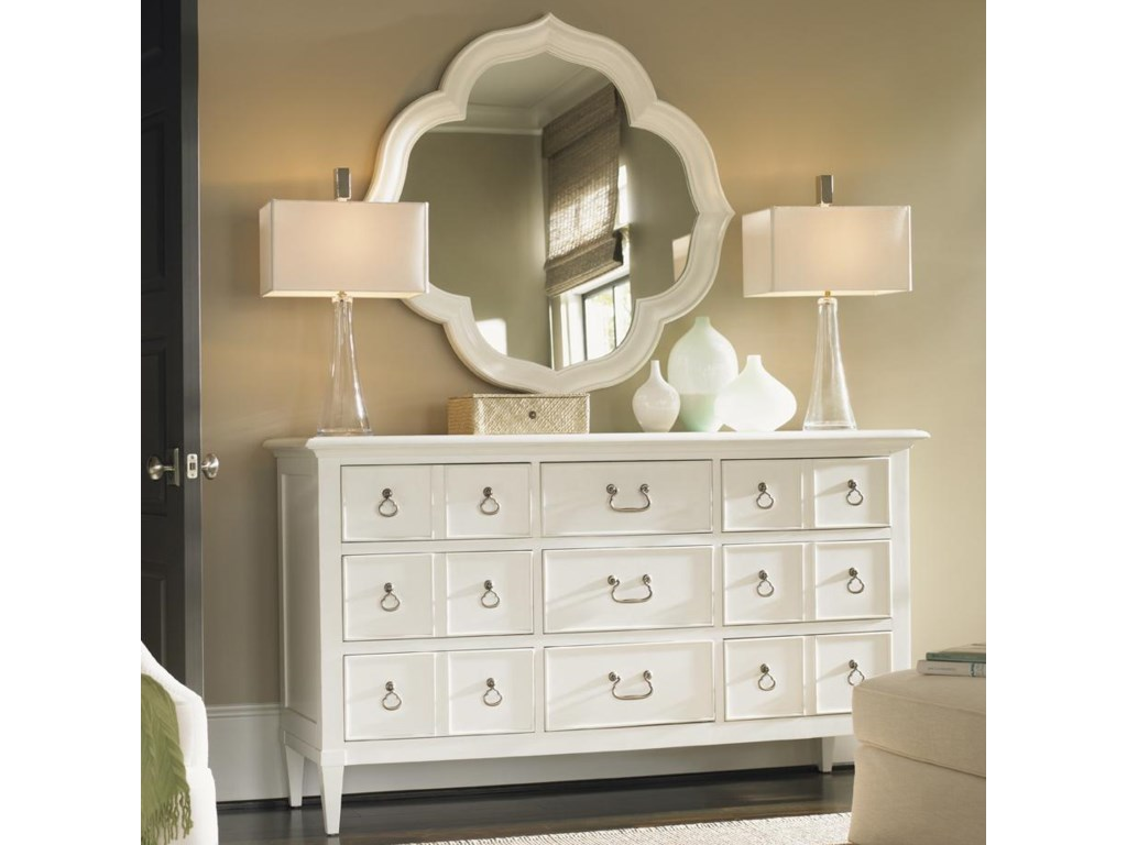 Shown with Grotto Isle Dresser