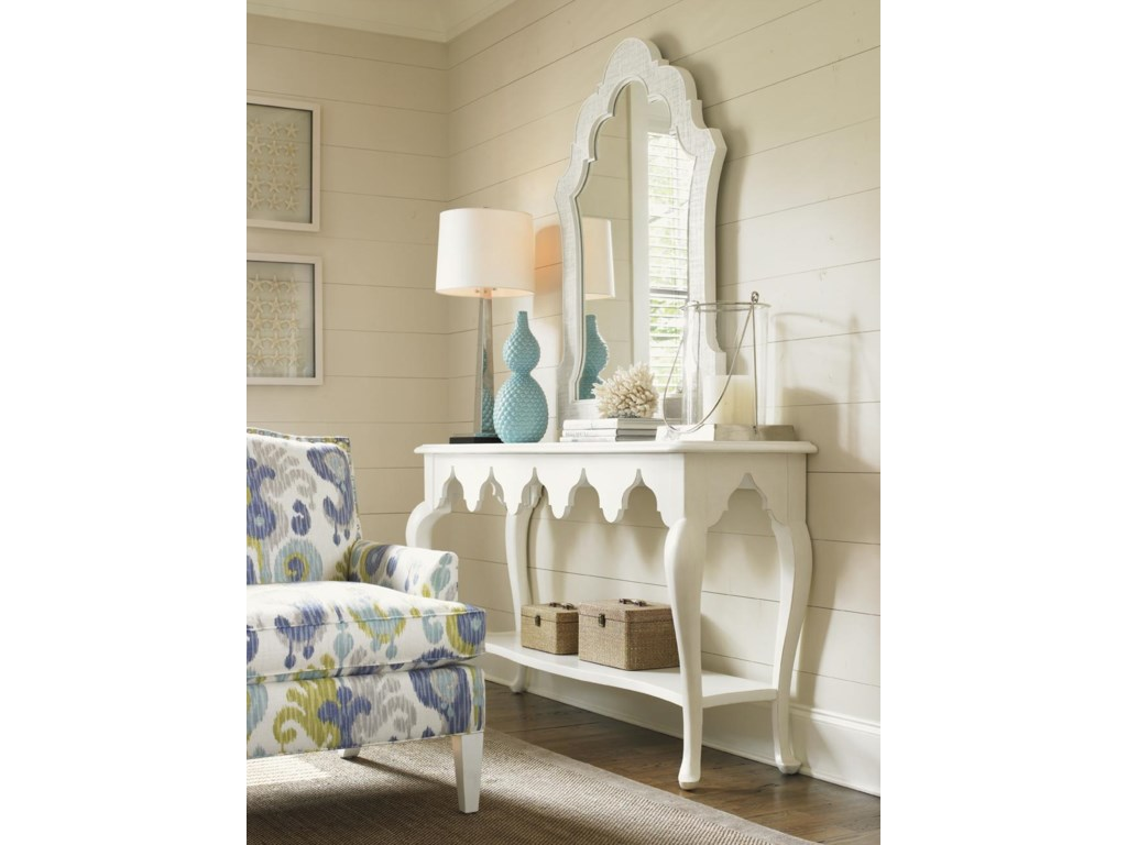 Shown with Gunners Reef Console Table