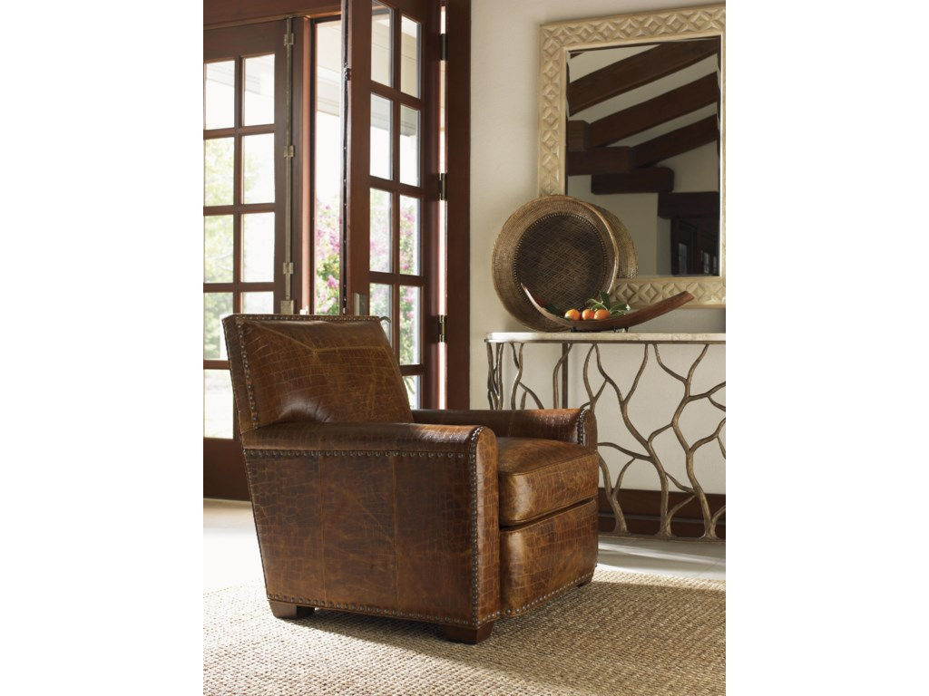 Shown with Bannister Garden Console Table