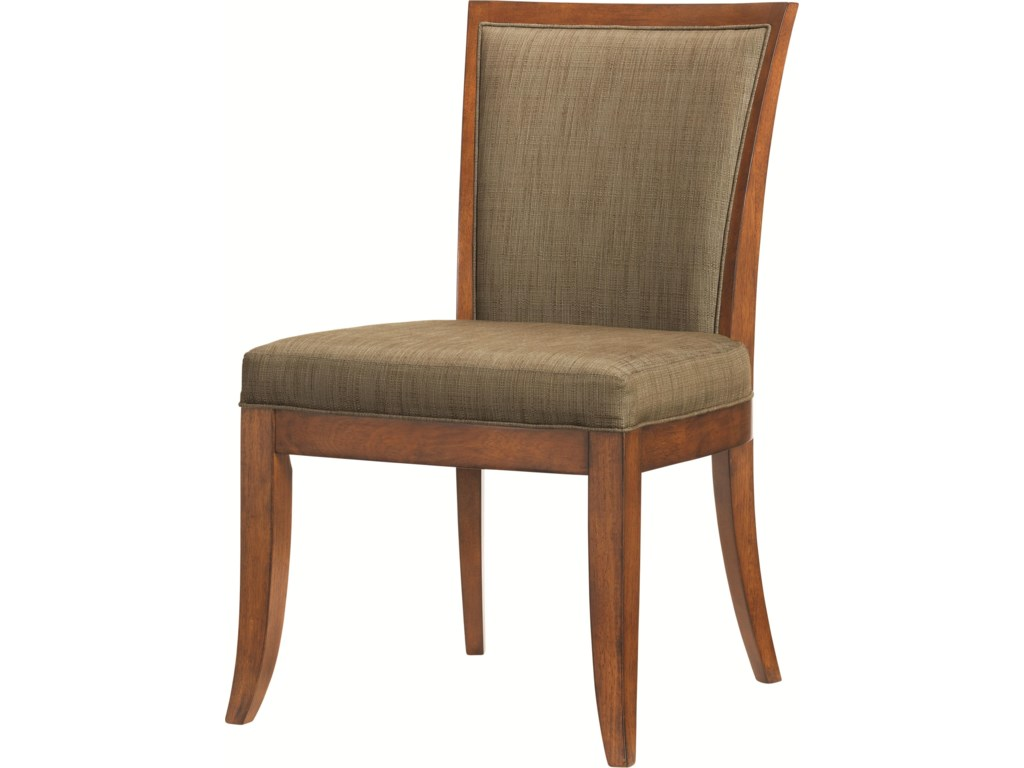 Choose From a Variety of Fabrics to Custom Upholster the Chair In