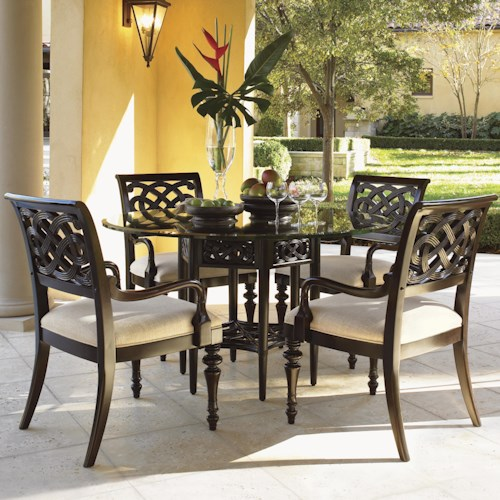 Tommy Bahama Home Royal Kahala Five-Piece 54