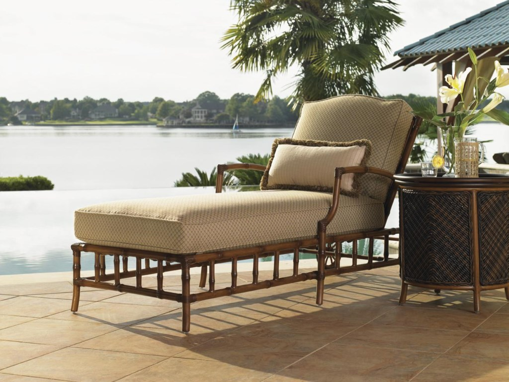 Shown with Island Estate Lanai Tray End Table