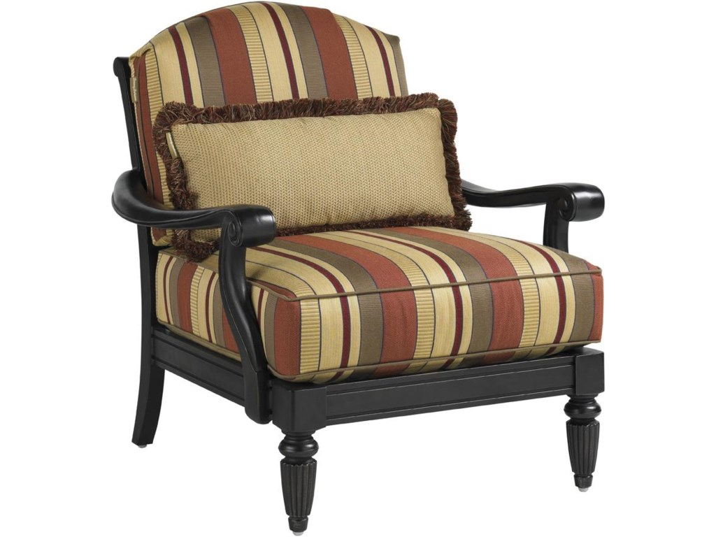 Set Includes One Lounge Chair