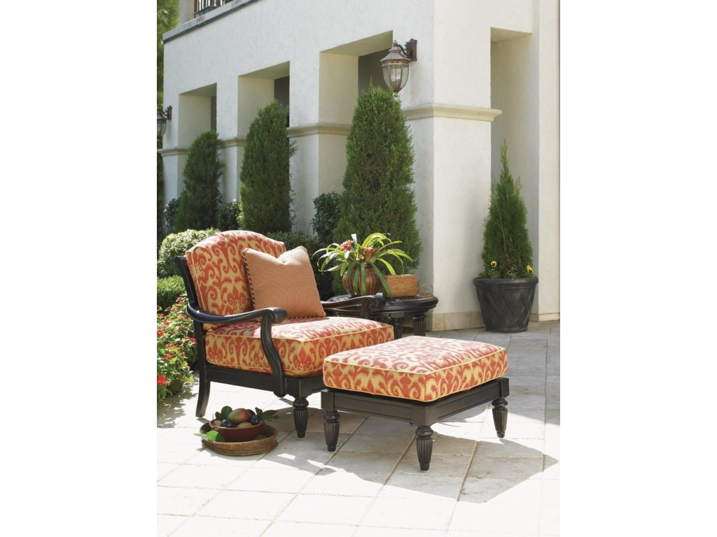 Shown with Lounge Chair