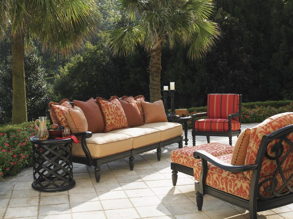 Shown with Scatterback Sofa and Lounge Chair and Ottoman
