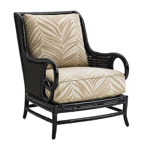 Tommy Bahama Outdoor Living Marimba Outdoor Lounge Chair