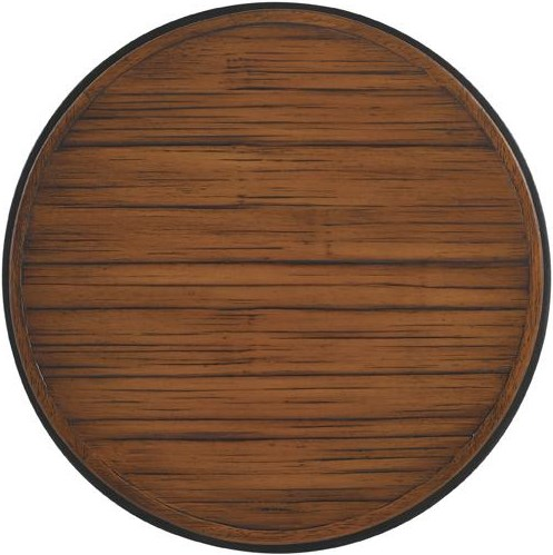 Round Weatherstone Table Top