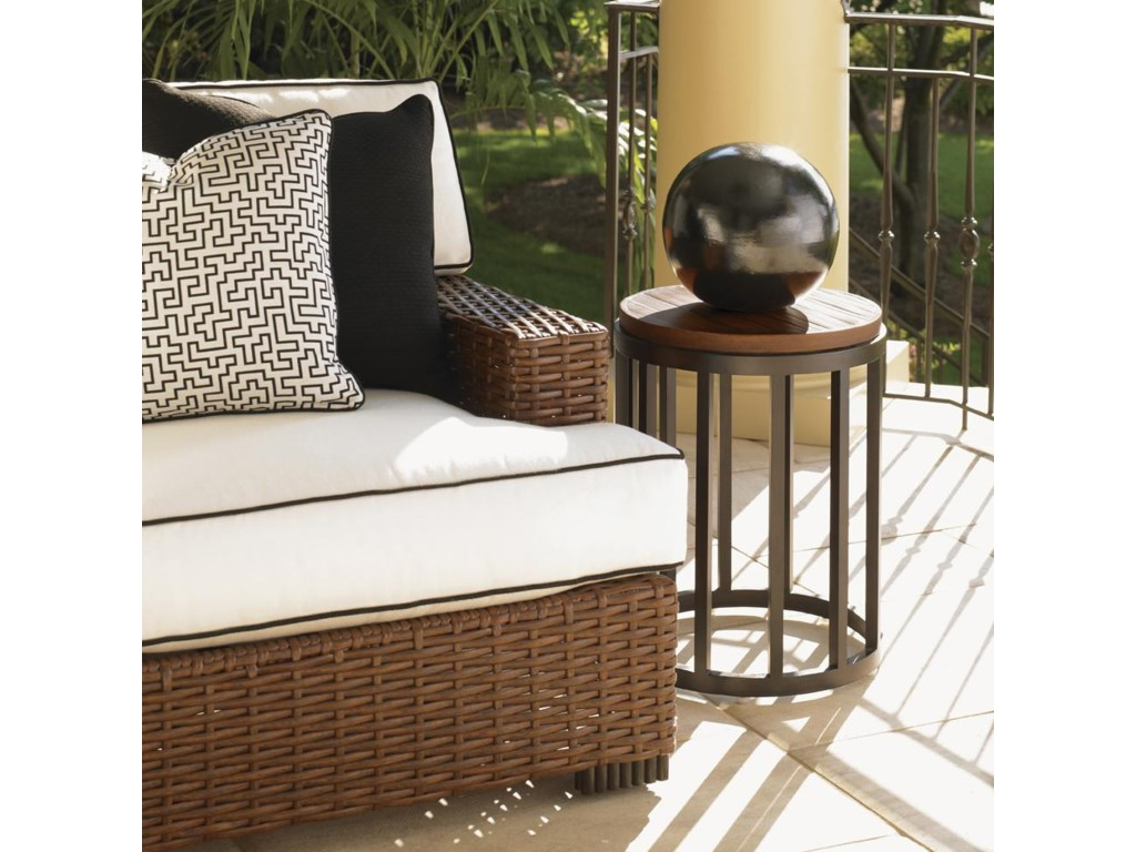 Shown with Outdoor Sofa