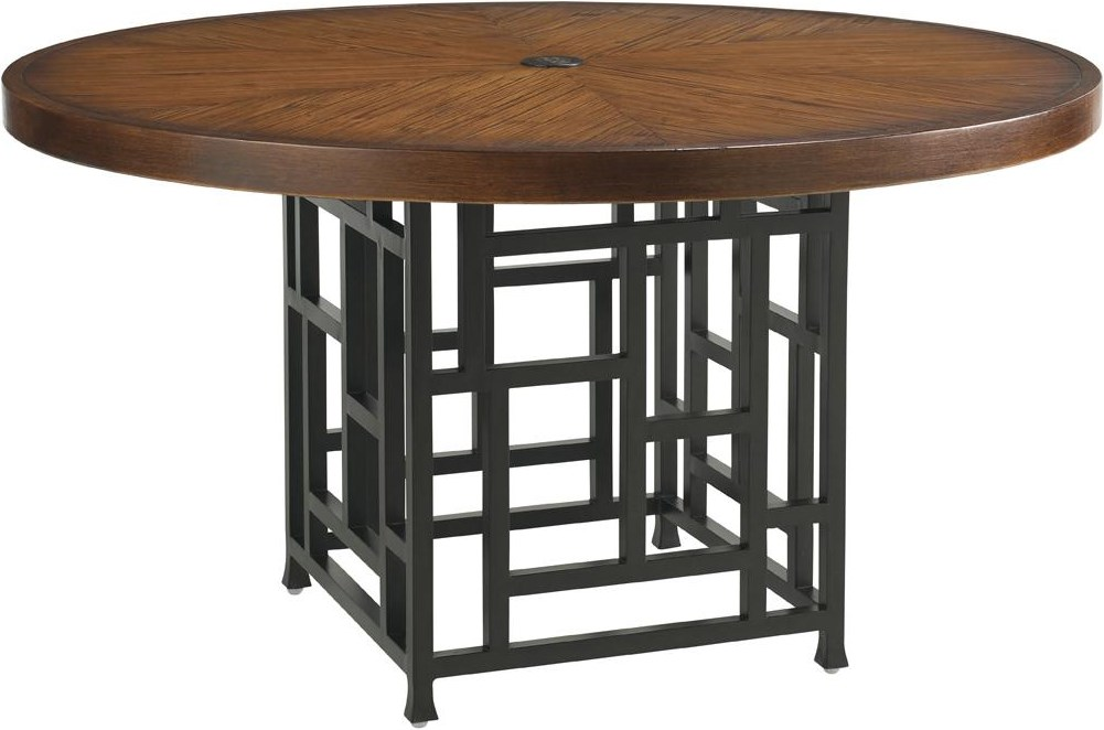 Weatherstone Top Dining Table
