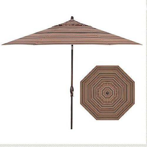 Belfort Umbrellas Market Umbrellas 11' Auto Tilt Market Umbrella