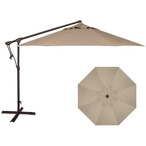 Belfort Umbrellas Cantilever Umbrellas 10' Cantilever Umbrella