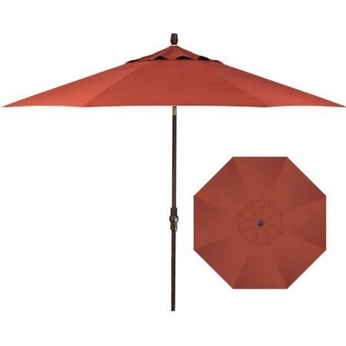 Belfort Umbrellas Market Umbrellas 9' Collar Market Tilt Umbrella