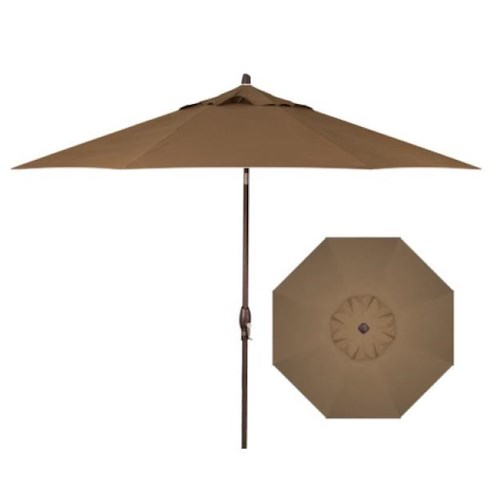 Belfort Umbrellas Market Umbrellas 9' Auto Market Tilt Umbrella