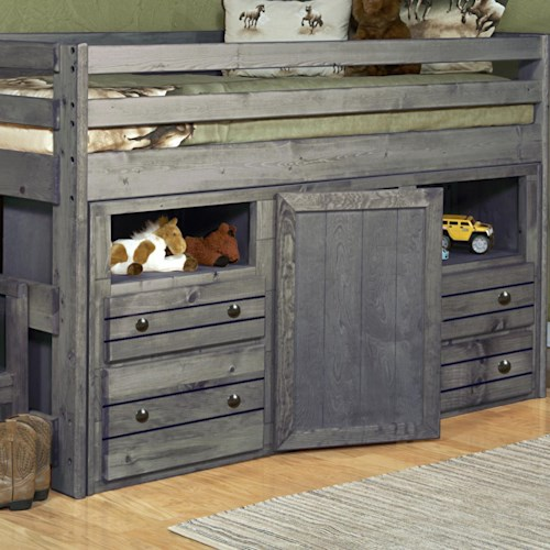 Trendwood Bayview Super Storage Dresser w/ Door