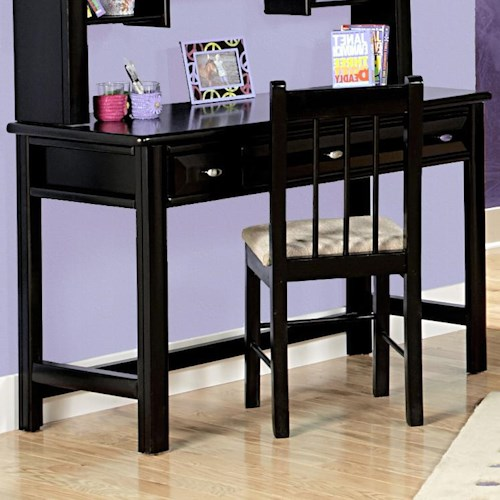 Trendwood Laguna  Student Table Desk with Three Drawers