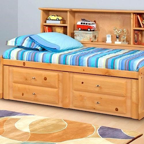 Trendwood Laguna  4 Drawer Underdresser