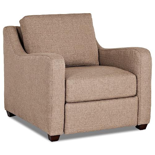 Klaussner Greer Power Hybrid Chair