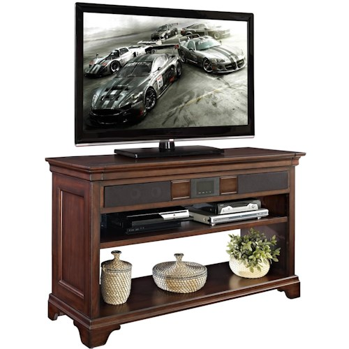 Turnkey Products Belcourt Audio Tv Stand 48