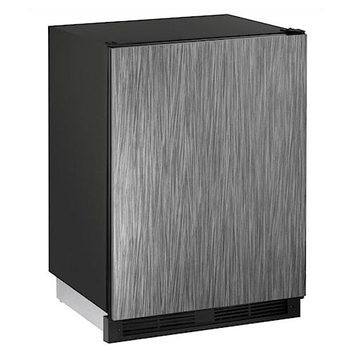 U-Line Refrigerators 4.2 cu. ft. Compact Refrigerator with 1.5 Cu. Ft. of Freezer Space