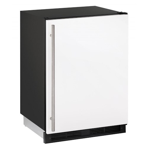 U-Line Refrigerators ENERGY STAR® 5.2 Cu. Ft. Compact All-Refrigerator with Three Removable Tempered Glass Shelves