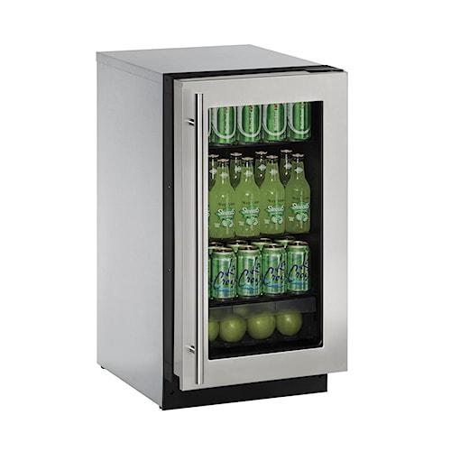 U-Line Refrigerators 3.6 Cu. Ft. 18