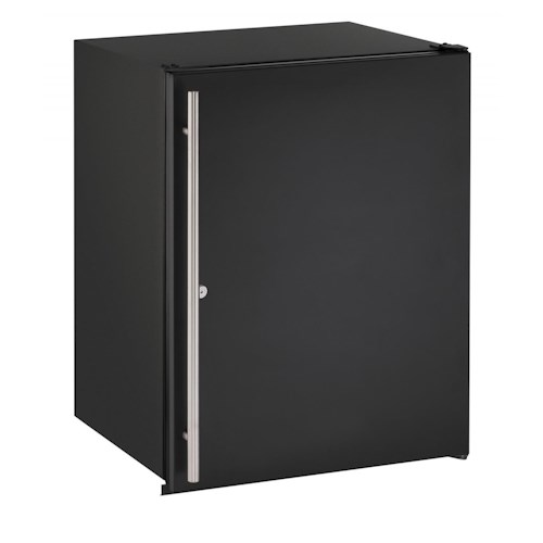 U-Line Refrigerators ENERGY STAR® 5.3 cu. ft. Under-Counter Refrigerator with 4 Chrome Plated Wire Shelves