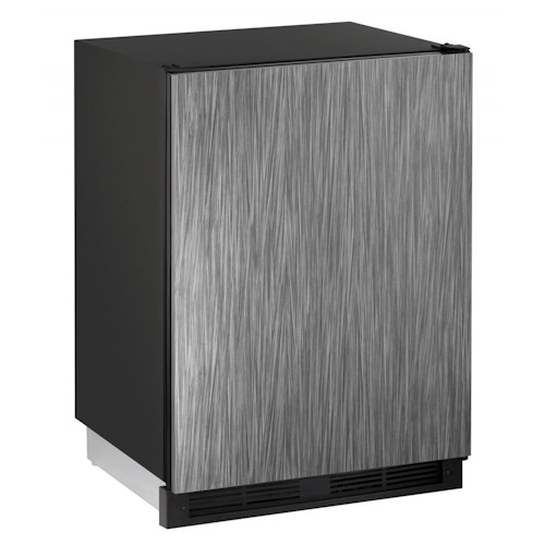 U-Line Refrigerators 4.2 cu. ft. Built-in Refrigerator/Freezer Combo with 3 Removable Tempered Glass Shelves