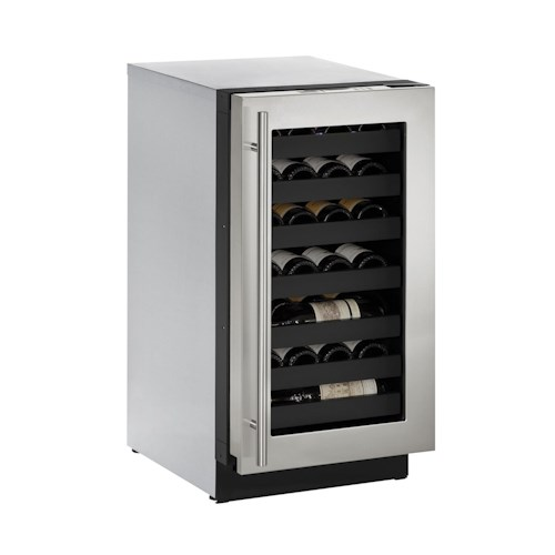 U-Line Wine Captains - 2014 3.6 Cu. Ft 18