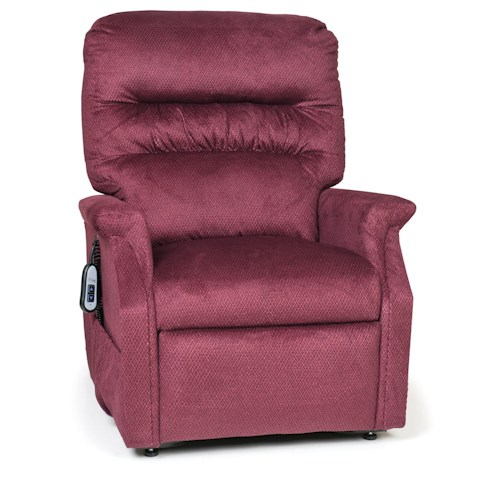 Morris Home Furnishings Leisure UC332M Casual Lift Recliner w/ Power